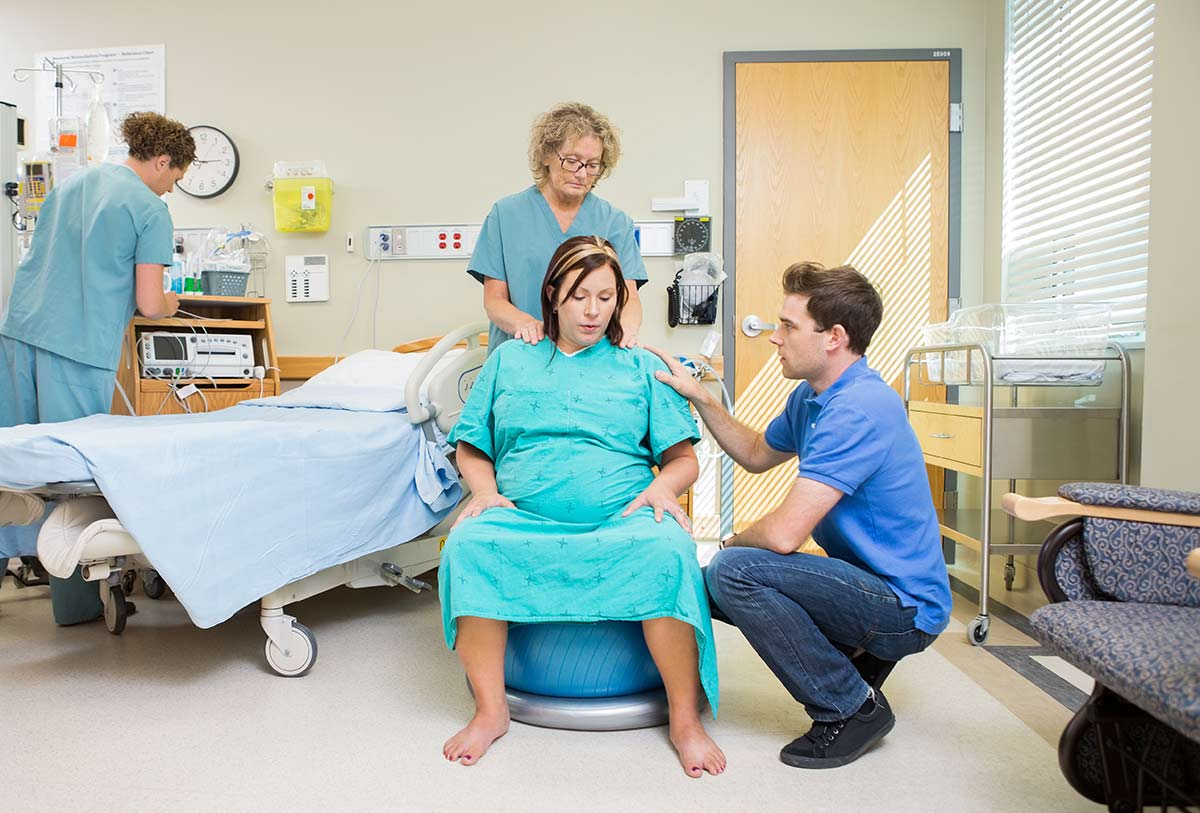 Giving birth: Labor tips for first-time moms